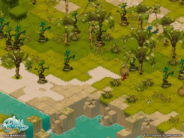 Online game wakfu will be released on the 29th february 2012