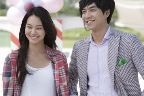 Lee Seung Gi Hookup Shin Min Ah