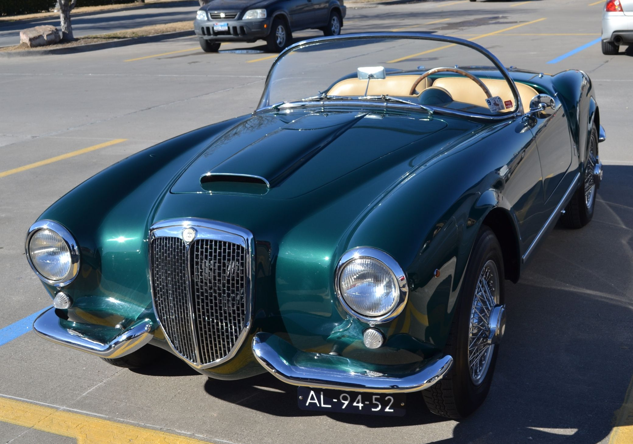 One More Cool Old Italian Sports Car - Classiest sports cars
