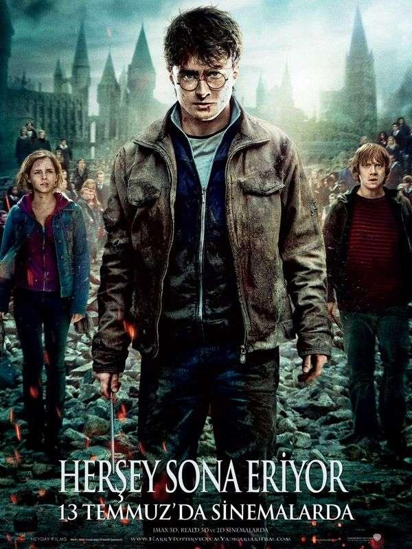Harry Potter ve Ölüm Yadigarları: Bölüm 2 - 2011 BDRip 480p Dual Ac3 Tek Link indir